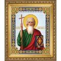 Чаривна Мить СБИ-1002 Икона апостола Андрея Первозванного. Схема для вышивания бисером