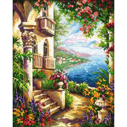 Набор для вышивания 00000062027 Набор для вышивания «Чудесная игла» 48-05 У Чёрного моря