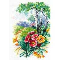 Чудесная игла 00000075876 Набор для вышивания «Чудесная игла» 43-11 Цветущий май