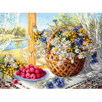 Чудесная игла 00000075878 Набор для вышивания «Чудесная игла» 50-06 Летнее утро