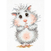 Чудесная игла 00000078866 Набор для вышивания «Чудесная игла» 19-16 Купи хомячка!