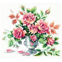 Чудесная игла 00000078870 Набор для вышивания «Чудесная игла» 40-71 Розовая нежность