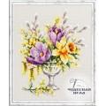 Чудесная игла 100-002 Весенний  букетик
