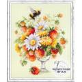 Чудесная игла 100-003 Июльский букетик