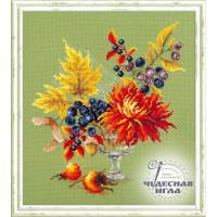 Чудесная игла 100-005 Осенний букетик