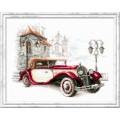 Чудесная игла 110-022 Ретро-автомобиль. Кадиллак