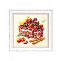 Чудесная игла 120-072 Вишневый торт