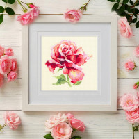 Чудесная игла 150-001 Прекрасная роза