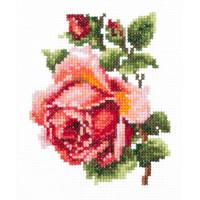 Чудесная игла 28-08 Розочка Набор для вышивания «Чудесная игла» 28-08 Розочка