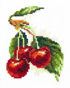 Набор для вышивания 31-01 Вишня Набор для вышивания «Чудесная игла» 31-01 Вишня