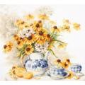 Чудесная игла 50-08 Цветочный чай