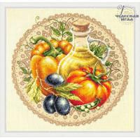 Чудесная игла 54-01 Средиземноморский салат