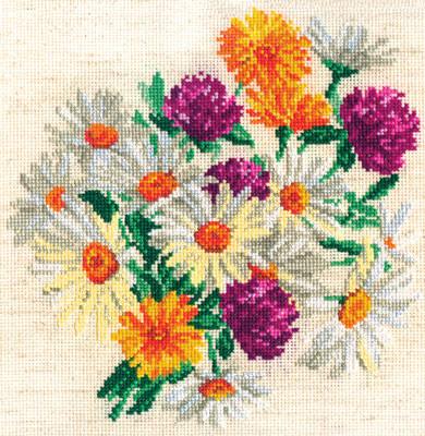 Набор для вышивания Набор для вышивания «Чудесная игла» 40-17 Ромашки Набор для вышивания «Чудесная игла» 40-17 Ромашки