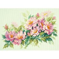 Чудесная игла Набор для вышивания «Чудесная игла» 40-74 Розовый шиповник Набор для вышивания «Чудесная игла» 40-74 Розовый шиповник