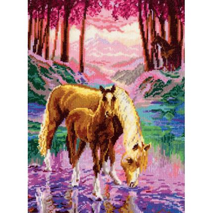Набор для вышивания Набор для вышивания «Чудесная игла» 60-01 Чудесное видение Набор для вышивания «Чудесная игла» 60-01 Чудесное видение