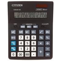 CITIZEN CDB1601BK Калькулятор настольный CITIZEN BUSINESS LINE CDB1601BK (205x155 мм), 16 разрядов, двойное питание