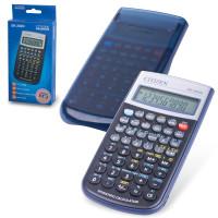 CITIZEN SR-260N Калькулятор инженерный CITIZEN SR-260N (154х80 мм), 165 функций, 10+2 разряда, питание от батарейки, сертифицирован для ЕГЭ