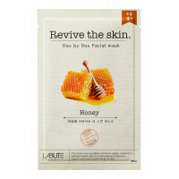 "COSM CO CM101 Тканевая маска для лица с экстрактом меда ""Revive the skin"" LABUTE CM101"