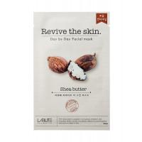 "COSM CO CM110 Тканевая маска для лица с маслом ши ""Revive the skin"" LABUTE CM110"