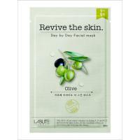 "COSM CO CM111 Тканевая маска для лица с экстрактом оливкового масла ""Revive the skin"" LABUTE CM111"