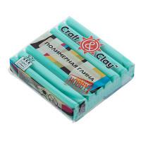 """Craft&Clay CCH """"Craft&Clay"""" полимерная глина CCH 52 г 1031 бирюзовая мята"""