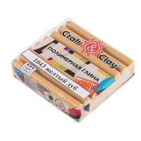 "Craft&Clay CCH ""Craft&Clay"" полимерная глина CCH 52 г 1043 желтый дуб"