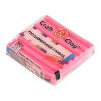 """Craft&Clay CCH эффект матового стекла """"Craft&Clay"""" полимерная глина CCH эффект матового стекла 50 г 1412 розовая фуксия"""