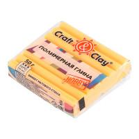 """Craft&Clay CCH эффект матового стекла """"Craft&Clay"""" полимерная глина CCH эффект матового стекла 50 г 1416 манго"""