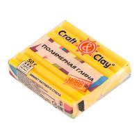 """Craft&Clay CCH эффект матового стекла """"Craft&Clay"""" полимерная глина CCH эффект матового стекла 50 г 1417 яичный желток"""