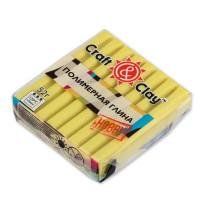 "Craft&Clay CCH перламутр ""Craft&Clay"" полимерная глина CCH перламутр 52 г 1202 желтый"
