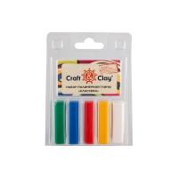 """Craft&Clay CCL """"Craft&Clay"""" Набор полимерной глины CCL 5 цв. 01 Классика"""