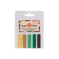 """Craft&Clay CCL """"Craft&Clay"""" Набор полимерной глины CCL 5 цв. 07 Лето в саванне"""