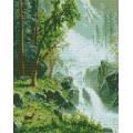 GF216 У водопада