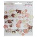 PG3771 Бумажные украшения - гирлянда