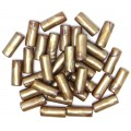 0404-3154 MH Бусы полимерные, карамельный