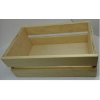 Прочие  Деревянная заготовка , ящик для хранения