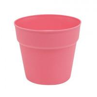 7724007 Мини-горшок цветочный пластиковый 3AS-199, (розовый)