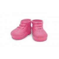Прочие 28343 Ботинки резиновые, пара, цв. розовый