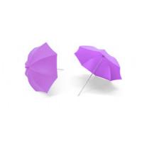 Прочие 28422 Зонтик 2014 пластик, цв. сиренев.