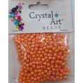 Crystal Art 11002/C-303 Бусины стеклянные, Plain Luster