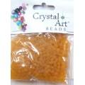 Crystal Art 11002/MC-102A Бусины стеклянные, Plain Matt