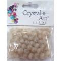Crystal Art 11006/MC-001 Бусины стеклянные Luster Matt, 8 мм
