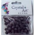 Crystal Art 11006/MC-015 Бусины стеклянные Plain Matt, 8 мм