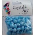 Crystal Art 11036/C-305 Бусины прессованные, OV Rainbow