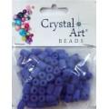 Crystal Art 11056/MC-0307 Бусины прессованные Plain Matt 50 г