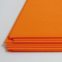 Crystal Art №125 оранжевый, фоамиран иранский, 15*20 см, 10 шт/упак №125 оранжевый, фоамиран иранский, 15*20 см, 10 шт/упак