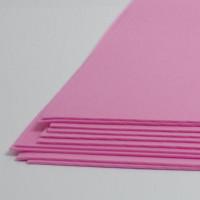 Crystal Art №148 темно-розовый, фоамиран иранский, 15*20 см, 10 шт/упак №148 темно-розовый, фоамиран иранский, 15*20 см, 10 шт/упак