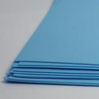 Crystal Art №165 голубой, фоамиран иранский, 15*20 см, 10 шт/упак №165 голубой, фоамиран иранский, 15*20 см, 10 шт/упак