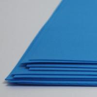 Crystal Art №167 синий, фоамиран иранский, 15*20 см, 10 шт/упак №167 синий, фоамиран иранский, 15*20 см, 10 шт/упак