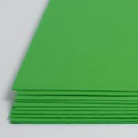 Crystal Art №171 светло-зеленый, фоамиран иранский, 15*20 см, 10 шт/упак №171 светло-зеленый, фоамиран иранский, 15*20 см, 10 шт/упак
